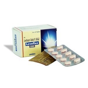 Buy Levoflox 250 Mg