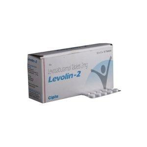 Buy Levolin 2 Mg