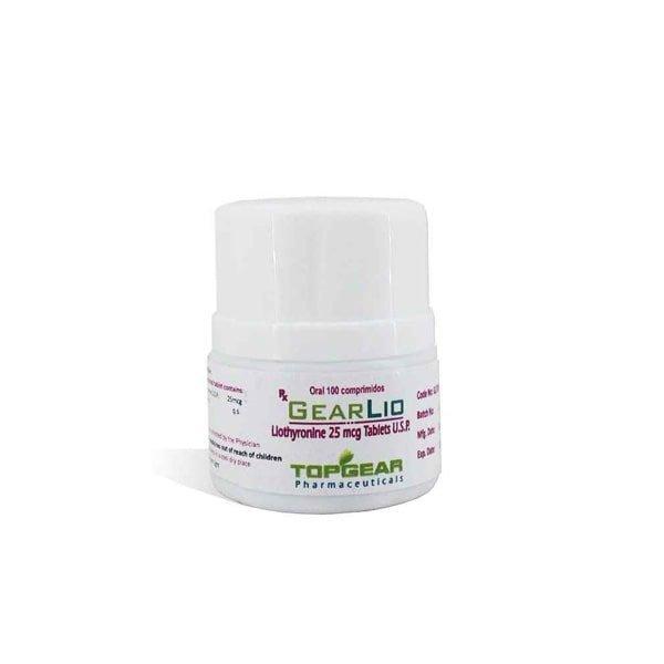Buy Liothyronine 25 Mcg