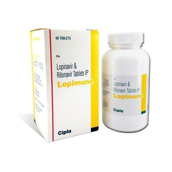 Buy Lopimune Tablet