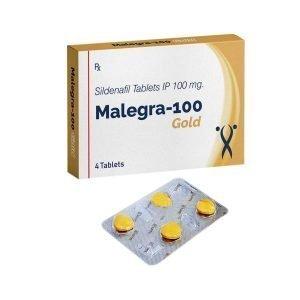 Buy Malegra Gold 100 Mg