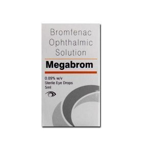 Buy Megabrom Eye Drop