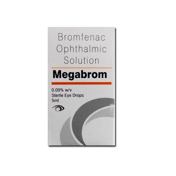 Buy Megabrom Eye Drop