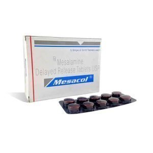 Buy Mesacol 400 Mg