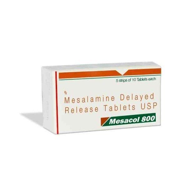 Buy Mesacol 800 Mg