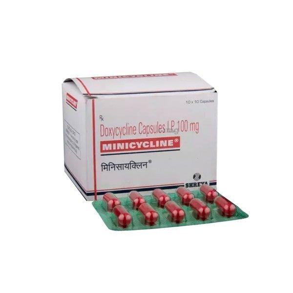 Buy Minicycline 100 Mg