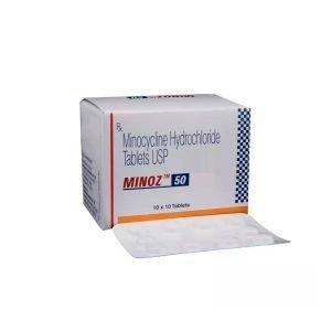 Buy Minoz 50 Mg