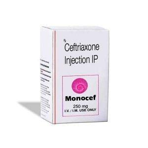 Buy Monocef 250 Mg Injection