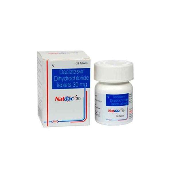 Buy Natdac 30 Mg