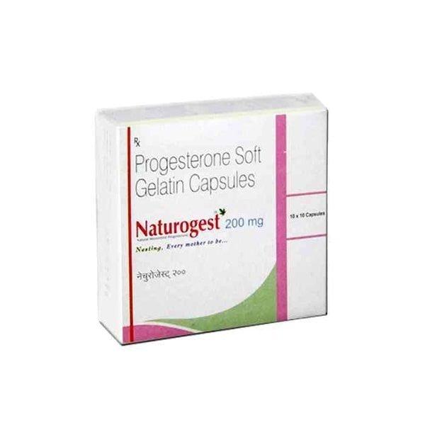 Buy Naturogest 200 Mg