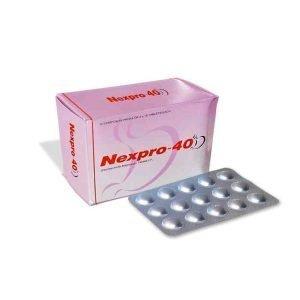 Buy Nexpro 40 Mg