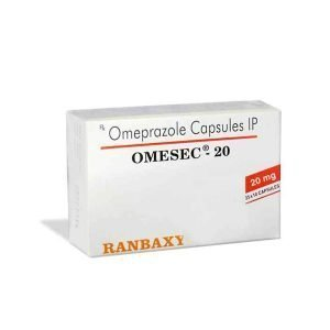 Buy Omesec 20 Mg