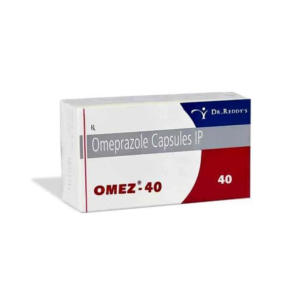 Buy Omez 40 Mg
