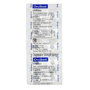 Buy Orcibest 10 Mg