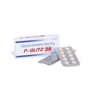 Buy P-Glitz 30 Mg