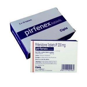 Buy Pirfenex 200 Mg