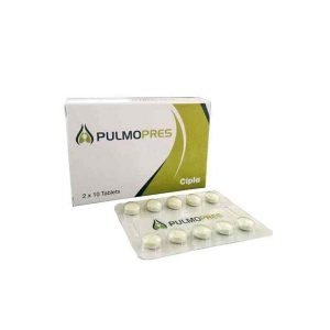 Buy Pulmopres 20 Mg