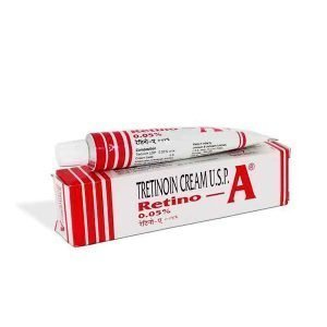 Buy Retino A 0.05% Cream