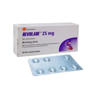 Buy Revolade 25 Mg