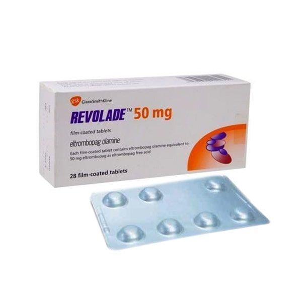 Buy Revolade 50 Mg
