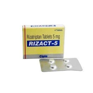 Buy Rizact 5 Mg