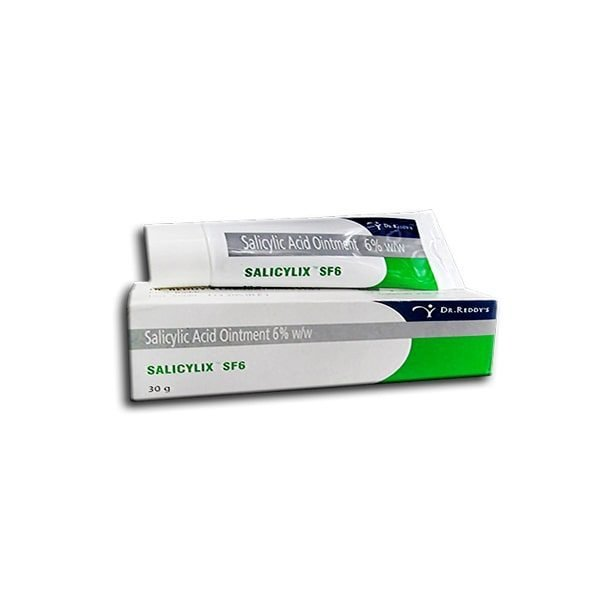 Buy Salicylix Sf 6% Ointment