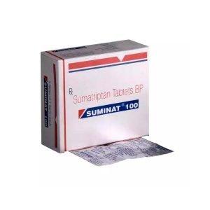 Buy Suminat 100 Mg