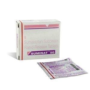 Buy Suminat 50 Mg