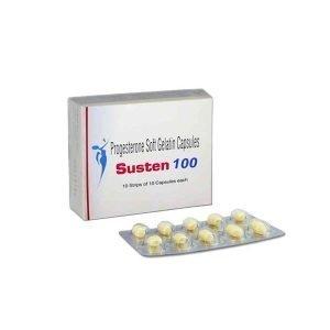 Buy Susten 100 Mg Capsule