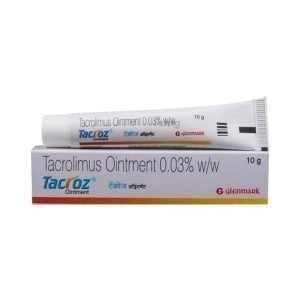 Buy Tacroz 0.03% Ointment