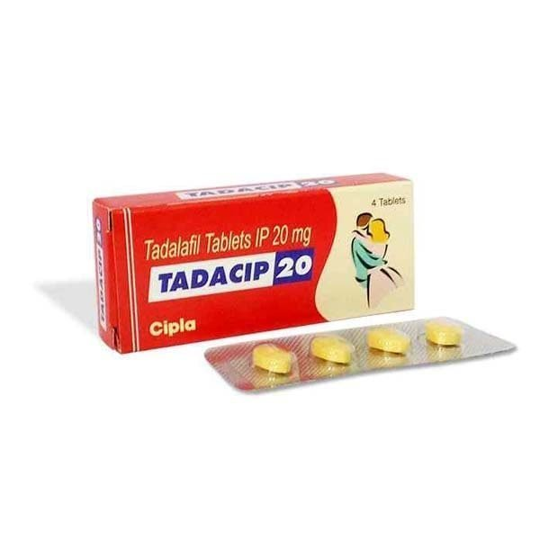 Buy Tadacip 20 Mg