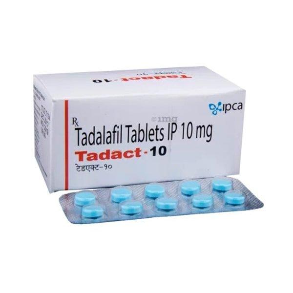 Buy Tadact 10 Mg
