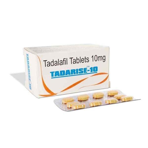 Tadarise 10 ED Pill