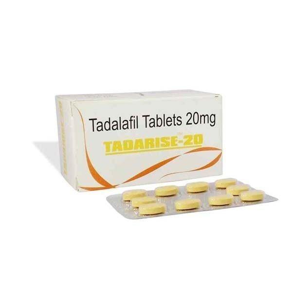 Buy Tadarise 20