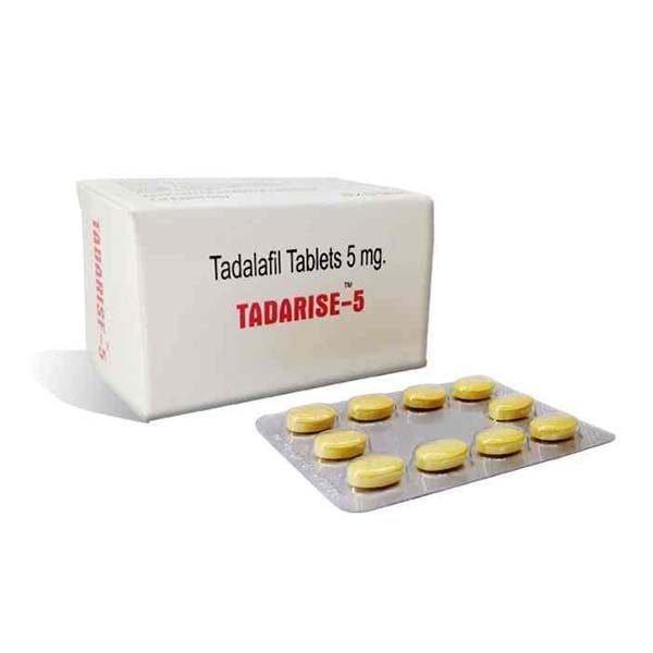 Tadarise 5 ED Pill