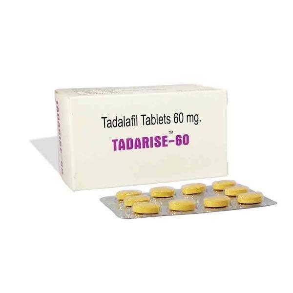 Tadarise 60 ED Pill