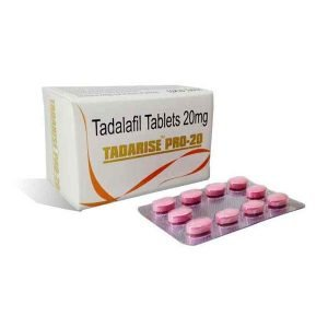 Tadarise Pro 20 ED Pill
