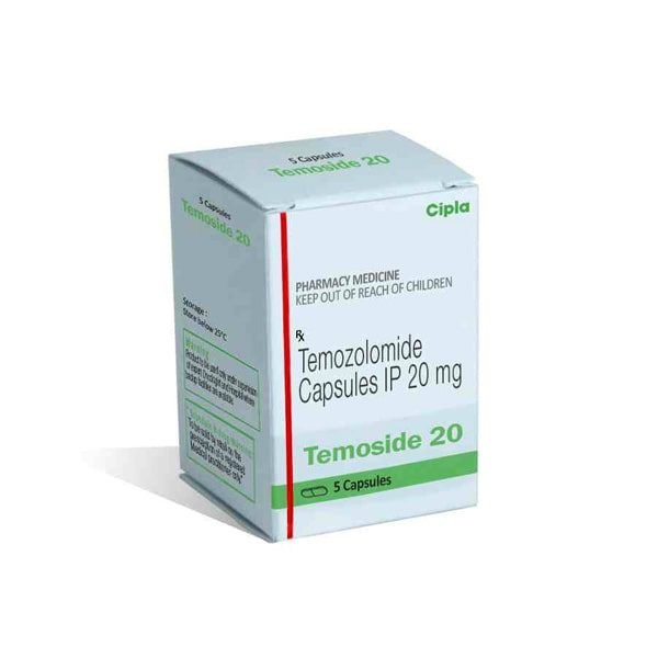 Buy Temoside 20 Mg