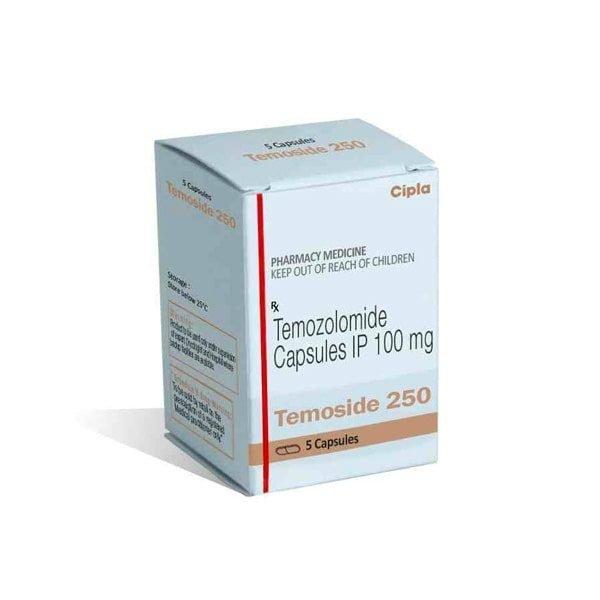 Buy Temoside 250 Mg