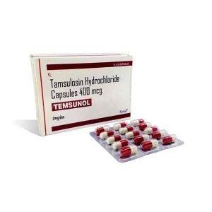 Buy Temsunol 0.4 Mg Capsule