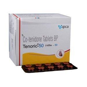 Buy Tenoric 50 Mg
