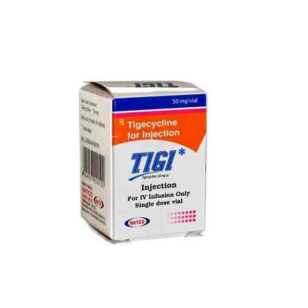 Buy Tigi 50 Mg Injection
