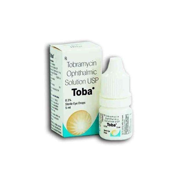 Buy Toba Eye Drop