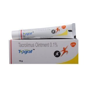 Buy Topgraf 0.1% Ointment
