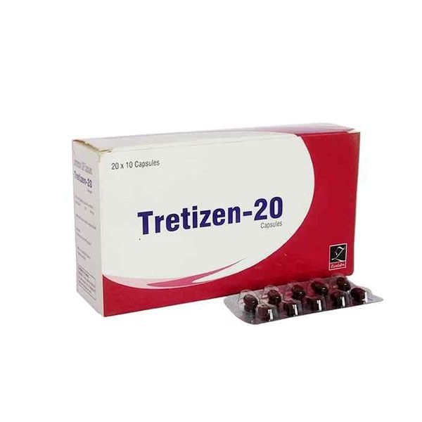 Buy Tretizen 20 Mg