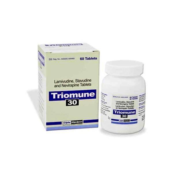 Alternative medicine for triomune 30 mg tablets