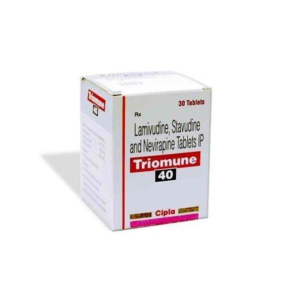 Buy Triomune 40 Tablet