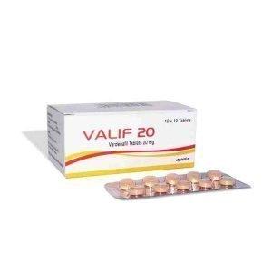 Buy Valif 20 Mg