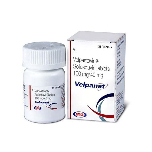 Buy Velpanat Tablet