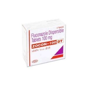 Buy Zocon Dt 100 Mg